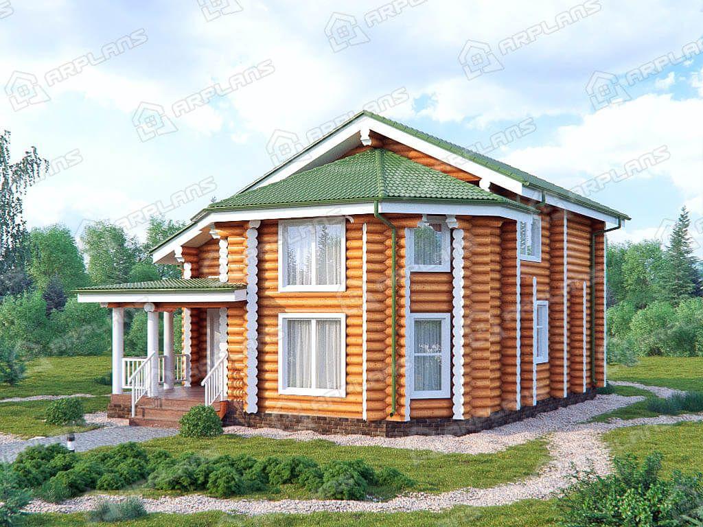 Дом 11х9 «ДБ-105»
