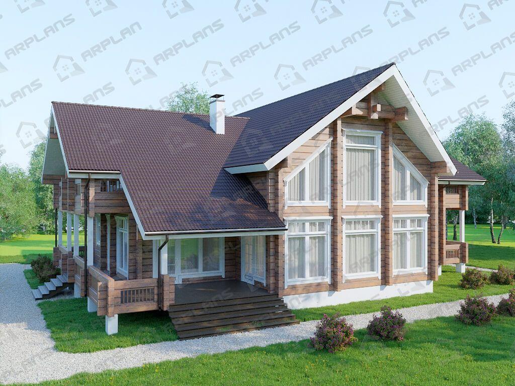Дом 16x20 «ДОБ-100»