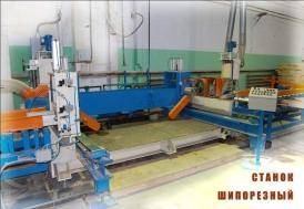 Производство пиломатериалов в Ярославле и Москве, линия-2 цеха деревообработки