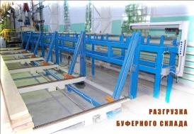 Производство пиломатериалов в Ярославле и Москве, линия-6 цеха деревообработки