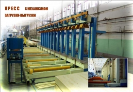 Производство пиломатериалов в Ярославле и Москве, линия-7 цеха деревообработки