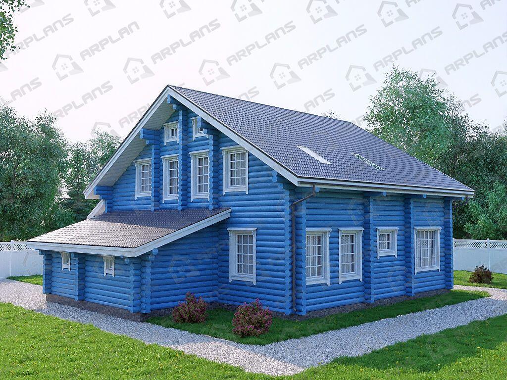 Дом 15х13 «ДБ-079»