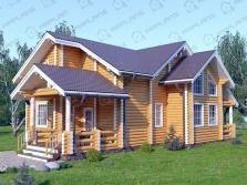 Дом 10х15 «ДБ-035»