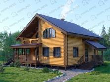 Дом 11х16 «ДБ-025»