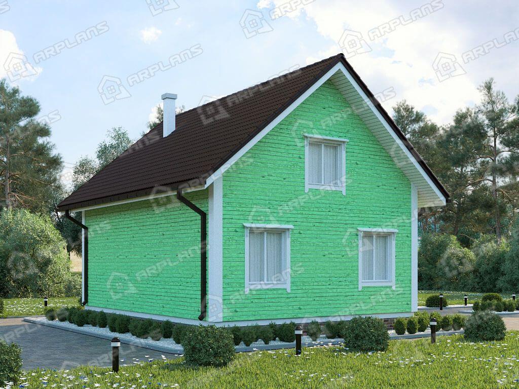 Дом 9х9 «КД-048»