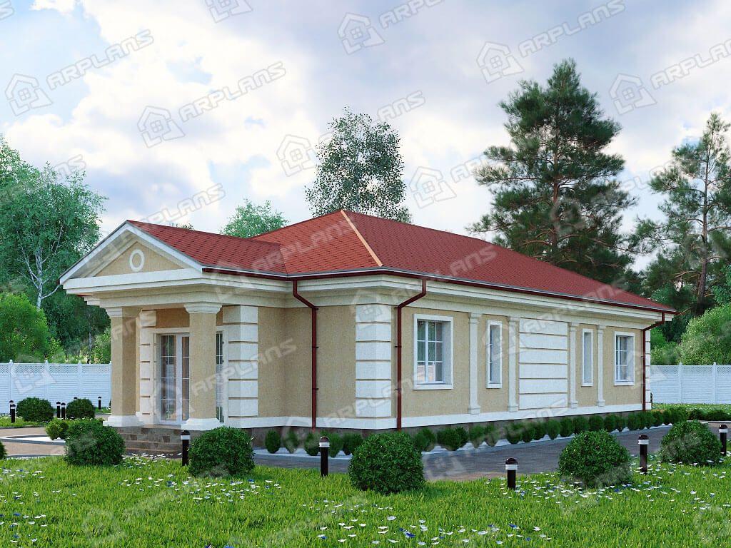 Дом 17х10 «ДП-208»