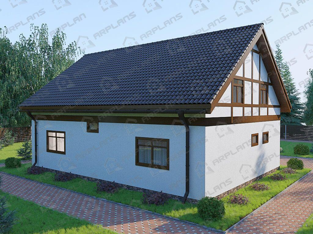 Дом 10х13 «ДП-119»