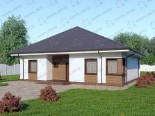 Дом 12х13 «ДП-160»