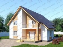 Дом 13х12 «ДП-158»