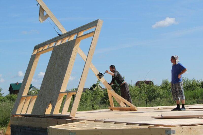 Советы по самостоятельному строительству дома