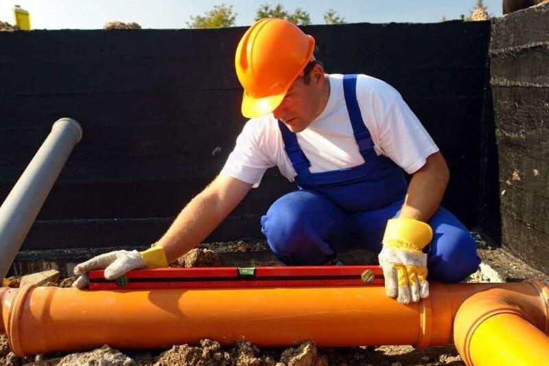 Проведение водопровода в частный дом