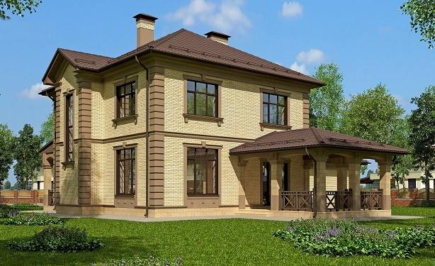 Дом 18х14 «С-240»